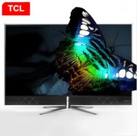 Wholesale TCL Inch Internet WIFI TV China first Quantum Dot TV Color Gamut display technology Ultra HD K resolution hot new product
