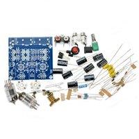 Class T Amplifiers audio tube amplifier kit - valve preamp Tube Amplifiers Audio board Amplificador Pre Amp Audio Mixer J1 Valve Preamp Bile Buffer Diy Kits