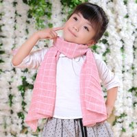 Wholesale 2016 new Children s cotton square scarf Autumn and winter cotton scarf Hot style fashion scarf