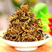 Wholesale spring Dianhong Lincang Iceland Mid Levels East ecologically pure organic tea sweetness