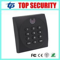 access control keypads - ZK KR602 IP64 waterproof smart card reader with keypad and led card access control reader keypad weigand26 smart card reader