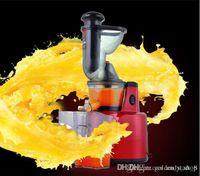 Wholesale big mouth electric Juicer automatic orange juice machine electric slow juicer multi function food fruit Juice Extractor processor