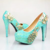 Turquoise Heels Price Comparison | Buy Cheapest Turquoise Heels on ...