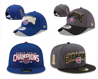 Wholesale CHICAGO CUBS WORLD SERIES Champions Hat Beanie Cap HAT SNAPBACK CAPS baseball CAPS