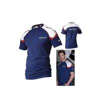 Wholesale Tyco FOR BMW British Superbike International Racing Printed T shirt Moto GP T Shirt T shirt