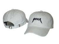 Wholesale 2017 White CURVED YEEZUS Caps Strap back Hip hop Cotton Peaked Caps casual men women casquette snapback hunting sun hats golf caps