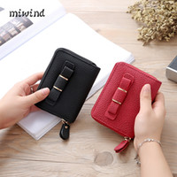 american bank note - New Men Women Business Cards Wallet Simple PU Leather Credit Card Holder Case Card Holder Fashion Bank Cards Bag ID Holders