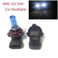 Wholesale New V W Ultra white Xenon HID Halogen Auto Car Headlights Bulbs Lamp Auto Parts Car Lights Source Accessories