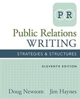 Public Relations writing of essay