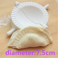 Wholesale Hotsell piece cm kitchen cooking tools DIY Chinese Dumpling unique quality food co friendly Safety jiaozi Maker F85