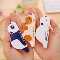alteration supplies - cute Lazzy animals correction tape material creative kawaii stationery office school supplies papelaria Alteration M
