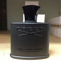 Wholesale New arrival Creed Green Irish Tweed perfume black creed ml with top quality designer perfume and cologne