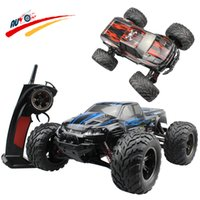 big foot car - RC Car km h G High Speed Racing Full Proportion Monster Truck Off road Car Big Foot RC WD Buggy Model Vehicle Toy
