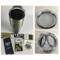 Wholesale Yeti oz Rambler Tumbler Cars Beer Mug Bilayer Insulation Cups Yeti Stainless Steel Cup Large Capacity Mug Y30S Fast Shipping By DHL