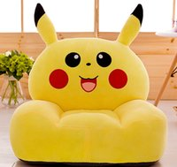 Wholesale 2016 Retail cartoon children s small sofa plush toy kindergarten baby cute tatami lazy chair removable washable