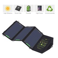 Wholesale 15W V Sunpower Solar Charger Panel Battery Dual USB Port for iPhone s Plus iPad Air mini Galaxy S6 and More