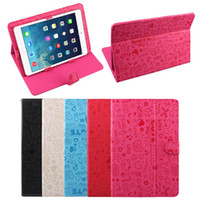 stone tablets - Drop shippingSimple Stone PC inch Universal Leather Stand Case Cover For Android Tablet PC