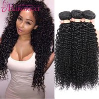 Wholesale Curly Brazilian Unprocessed Human Hair - Brazilian Curly Human Hair Bundles 7A Unprocessed Brazilian Curly Hair Weaves 3Bundles 1b color Brazilian Curly Human Hair Weave Bundles