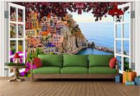 confronta prezzi dei carta da parati della parete del balcone ... - Carta Da Parati Personalizzata Prezzo