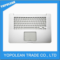 Wholesale Original New Laptop Top Case C Cover For Macbook Pro Retina A1398 TopCase UK Version Year