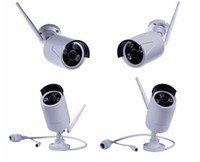 Tableau de sécurité conduit éclairage extérieur longue portée caméra émetteur vidéo direct wifi ip système de sécurité sans fil