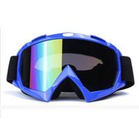 Wholesale price UV400 eye protection goggles for ski anti fog mountaineering glasses Multi Color Snowboarding snow glasses