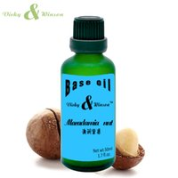 Wholesale Vicky winson Macadamia nut oil ml Conditioner Argan Oil Care Scalp Make Your Shine and Soft VWJC1
