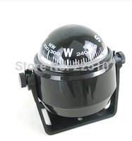 bearing navigation - LC550 black Universal car Fixable And Rocking Lensatic vehicle borne type navigation positioning car Vehicle borrne compass