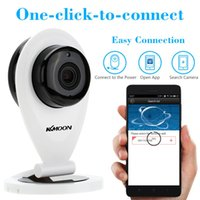 Wholesale US Stock KKMOON H MP HD P Mini IP Camera P2P IR Cut WiFi Wireless Network IP Security Camera Baby Monitor Webcam