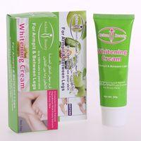Wholesale g Whitening Cream Body Dark Skin Armpit Elbow Knee Lightening Bikini Underarm Inner Thigh Safe High Quality