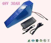 Wholesale W v motor Electric bike Lithium Ion Battery V AH with V A charger and BMS factory price great quality free bag