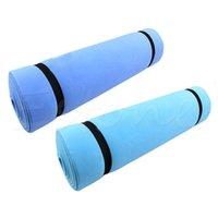 achat en gros de tapis de yoga mousse-Wholesale- Accessoires de Sport 1Pc Nouveau EVA mousse Eco-friendly Dampproof Mat Exercise Yoga Matelas matelas de sommeil