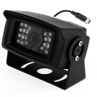 Wholesale Black HK Infrared Night vision Light HD Bus car Camera with PC k chip and CMOS IMAGE sensor