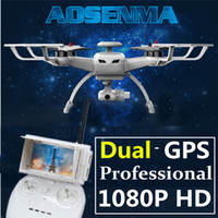 Wholesale GPS professional drone with camera HD FPV rc helicopter quadrocopter dron quadcopter remote aerial photography copter droni drones
