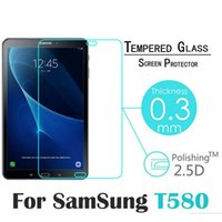 Wholesale For Samsung Galaxy Tab A T580 T585 Premium Tempered Glass Screen Protector Film W0J64 W0