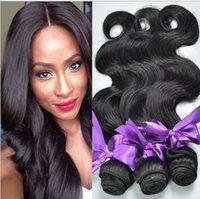 Wholesale Human Hair Hot Selling Body Wave Bundle Deals Mink Brazilian Brazilian Hair Weave Bundles Remy Human Hair Bundles