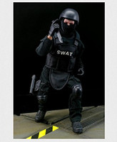 Wholesale Military Figures Special Forces Action Figure SWAT