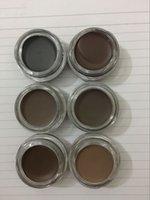 Wholesale HOT Pomade Medium Brown Waterproof Makeup Eyebrow g Blonde Chocolate Dark Brown Ebony Auburn Medium Brown TALPE