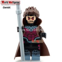 Wholesale Single sale styles marvel avengers super heroes minifigures star wars ninja batgirl building block sets toys for children