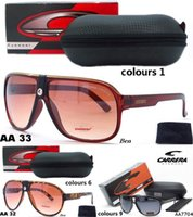 Wholesale 2016 Hot Carrer Designer Brand Men Women tom mi Sunglasses miu Outdoor Ford Gafas Hiking masculino ver dita Goggles Sport crocodile