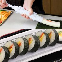 bento kit - Color Box Package Sushi machine Roller Kit Diy Sushi Rolls Made Easy Sushi Maker Sushi Bento Accessories