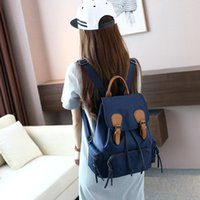 abs backpack sale - High Quality durable double shoulder Women Canvas Handbags for hot sale casual Lady way Shoulder Canvas Bags