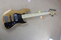 Wholesale Hot sell New strings F Marcus miller Signature custom model Natural bass with active pickups V battery