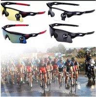 Acheter Lunettes de sport vélo-Sport en plein air Lunettes de soleil Cyclisme Vélo Lunettes de soleil Lunettes de vélo Goggle Lunettes de protection UV Lunettes de vue professionnelle G45