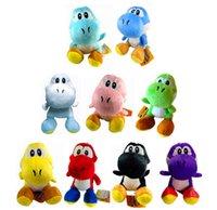 best dinosaur games - Super Mario Bros Yoshi plush toy small dinosaurs Plush dolls Stuffed toys cm lovely decoration Christmas best Gift