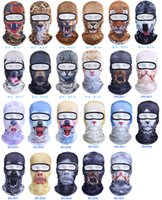 Wholesale New D Animal Cat Dog Outdoor Bicycle Bike Cycling Motorcycle Sports Ski Hats Balaclava Party Halloween Protect Full Face Masks