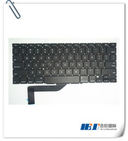 Wholesale Original New Mid Early Year US Layout for Macbook Pro Retina quot A1398 US keyboard MC975LL ME664