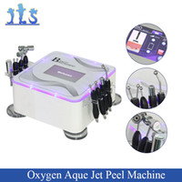beauty certification - 8 in Multifunction BIO needlefree mesotherapy microcurrent bi polar rf face lifting beauty machine with CE certification