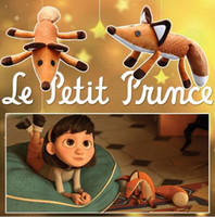 Wholesale 16inch inch Movie Le Petit Prince The Little Prince Fox Plush Doll Stuffed Toys animals plush education toy for baby cm cm