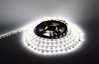 Wholesale 3528 M Roll Waterproof LED Strip SMD leds DC12V Bright Flexible Stripe for decoration Christmas party